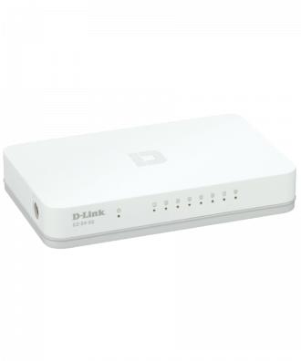 D-Link GO-SW-8G 8-p 10/100/1000 GB switch Desktop