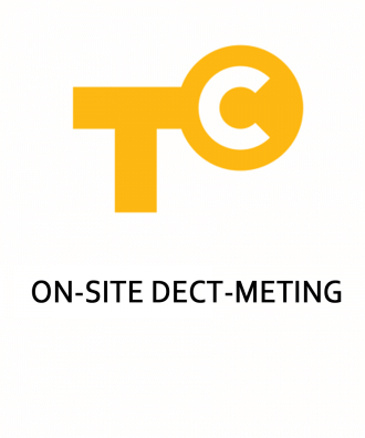 On-Site DECT-metingservice
